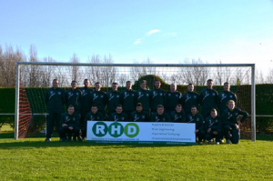 RHD - Proud Sponsors of Percy Main AFC