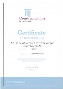Constructionline 2017
